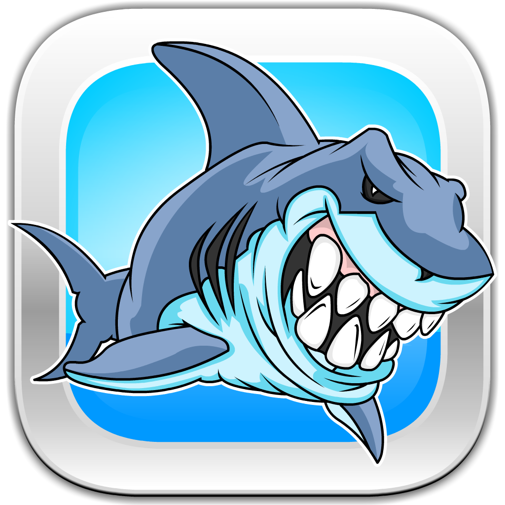 Shark Attack Swim For Your Life!