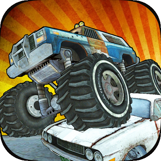 Maximum Overdrive - drive an armed monster truck and dominate (via @148apps)